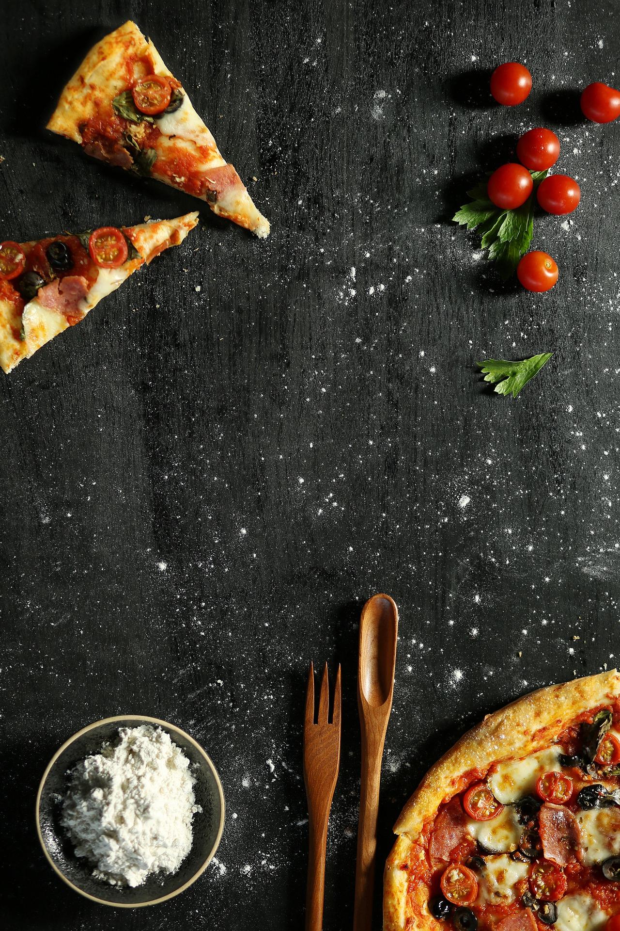 Kürbispizza